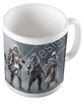 Assassin's Creed bögre - AC3