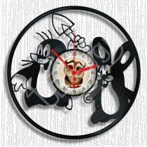 Kis vakondos  - hanglemez óra