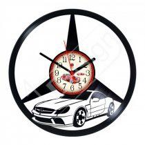 Mercedes hanglemez óra
