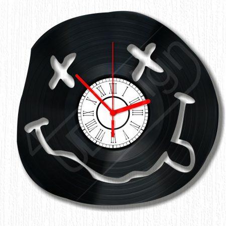 Smilie hanglemez óra