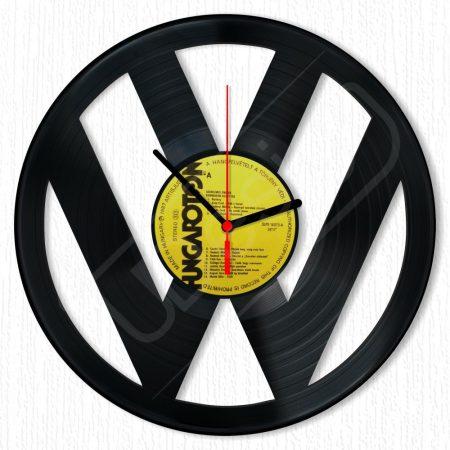 Volkswagen VW hanglemez óra