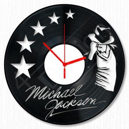 Michael Jackson hanglemez óra