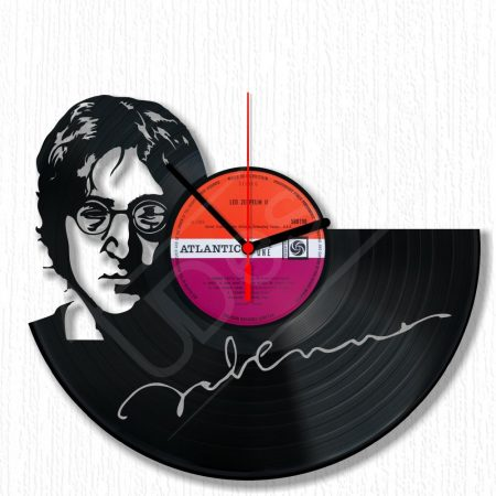 John Lennon hanglemez óra