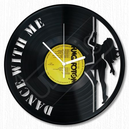 Táncolj velem hanglemez óra