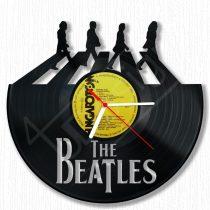 Beatles hanglemez óra