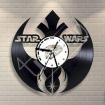 Star Wars lázadók hanglemez óra