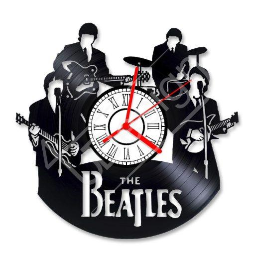 The Beatles hanglemez óra - bakelit óra