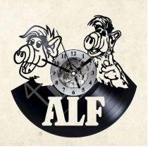 ALF hanglemez óra