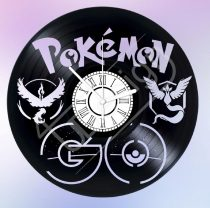Pokémon GO hanglemez óra