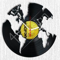 Globe hanglemez óra