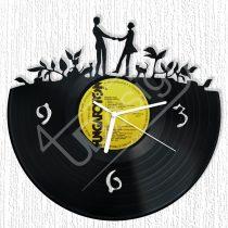 Pár hanglemez óra