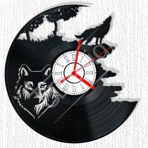 Farkas hanglemez óra