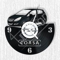 Opel Corsa hanglemez óra