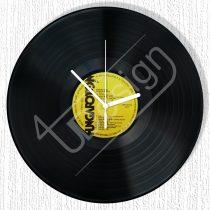 Sima hanglemez óra