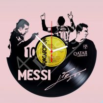 Lionel Messi hanglemez óra