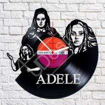 Adele hanglemez óra