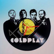 Coldplay hanglemez óra