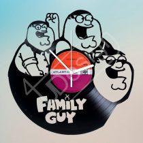 Family Guy hanglemez óra