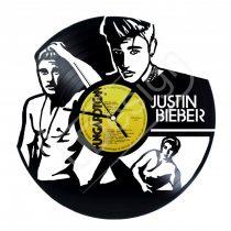 Justin Bieber hanglemez óra