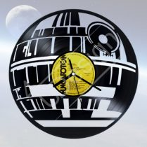 Star Wars halálcsillag hanglemez óra