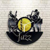 Jazz hanglemez óra