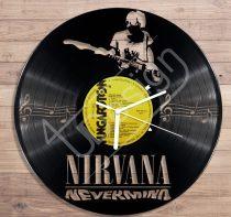 Nirvana hanglemez óra