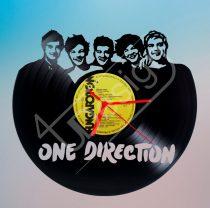 One Direction hanglemez óra