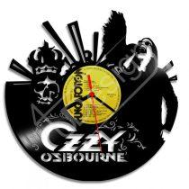 Ozzy Osbourne hanglemez óra