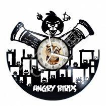 Angry Birds hanglemez óra