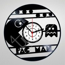 Pac Man hanglemez óra