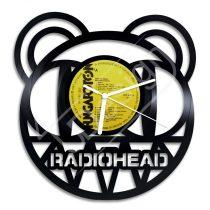 Radiohead hanglemez óra