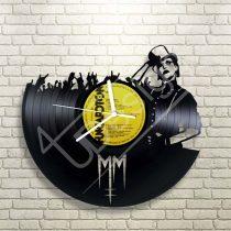 Marilyn Manson hanglemez óra