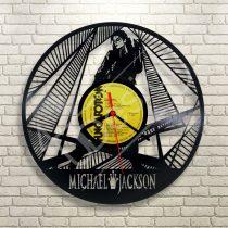 Michail Jackson hanglemez óra