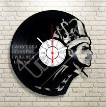 Freddie Mercury - Queen hanglemez óra