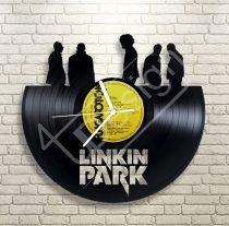 Linkin Park hanglemez óra