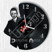 Depeche Mode hanglemez óra