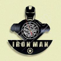 Iron Man hanglemez óra