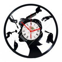 Szépségszalon hanglemez óra