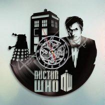 Doctor Who hanglemez óra