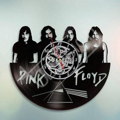 Pink Floyd hanglemez óra - bakelit óra