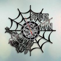 Pókember hanglemez óra