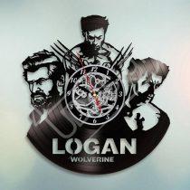 Logan hanglemez óra