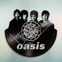 Oasis hanglemez óra