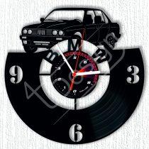 BMW hanglemez óra