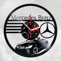 Mercedes Benz hanglemez óra