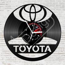 Toyota hanglemez óra
