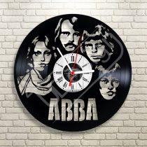 ABBA hanglemez óra