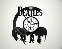 Beatles hanglemez óra