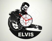 Elvis Presley hanglemez óra