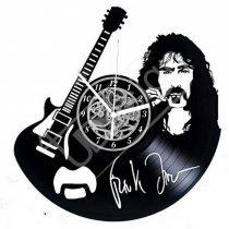 Frank Zappa hanglemez óra